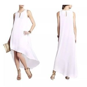BCBG MaxAzria Willow Dress, White XS